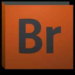 Ícone do Adobe Bridge CS5
