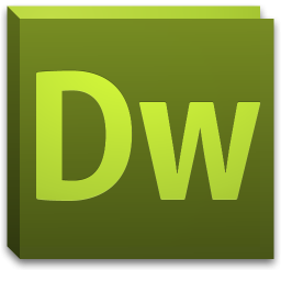 Ícone do Adobe Dreamweaver CS5