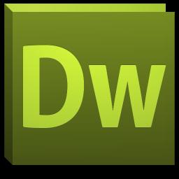 Ícone do Adobe Dreamweaver CS5