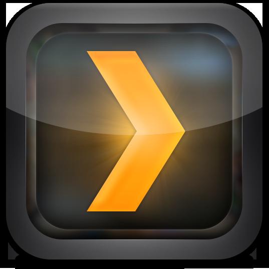 Ícone do Plex para iOS