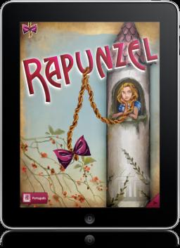 Rapunzel no iPad