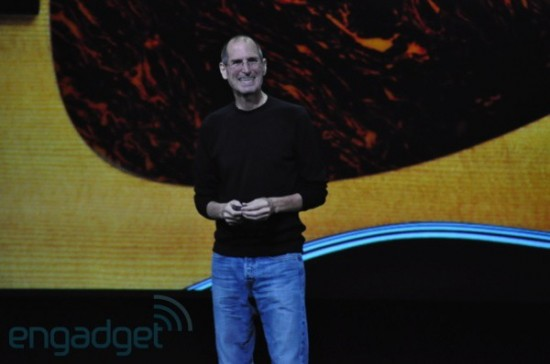 Steve Jobs em Evento Musical