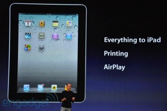 Novidades do iOS 4.2