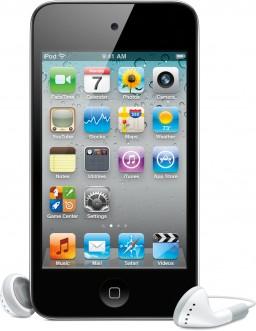 iPod touch de frente