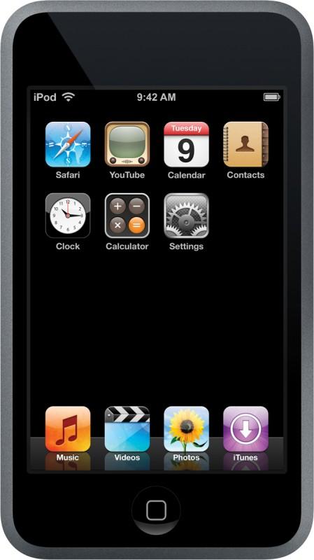 Primeiro iPod touch (2007)