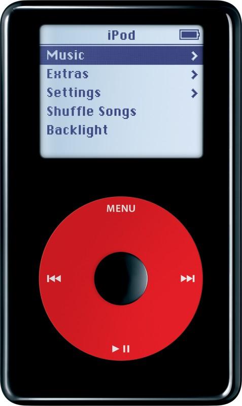 Edição especial do iPod, da banda U2 (2004)