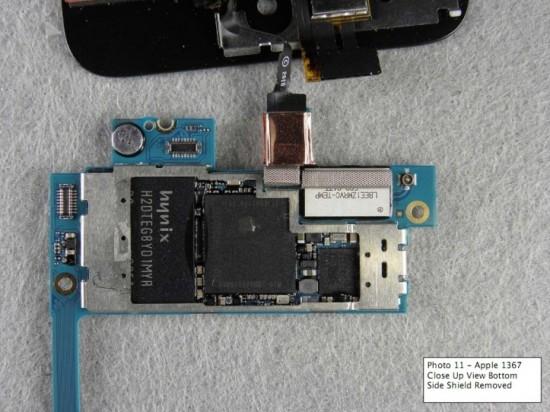 Novo iPod touch na FCC
