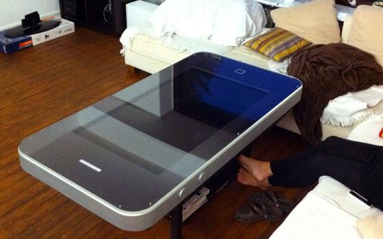 Coffee table de iPhone 4