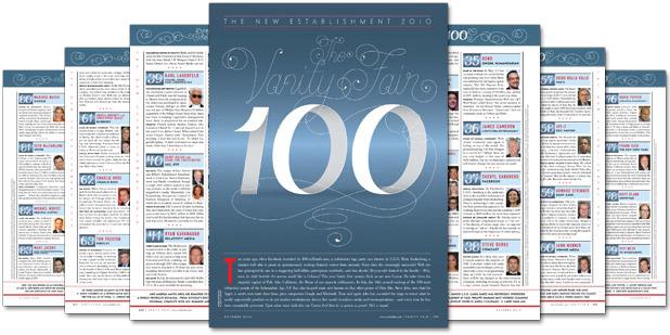 Vanity Fair 100