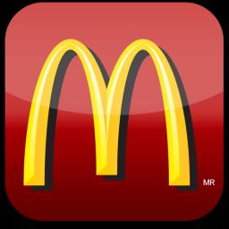 Ícone do McEntrega (McDonalds)