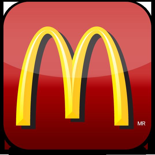 Ícone do McEntrega (McDonald's)