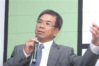 Ray Chen, presidente da Compal Electronics