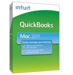 Caixa do QuickBooks 2011; Intuit