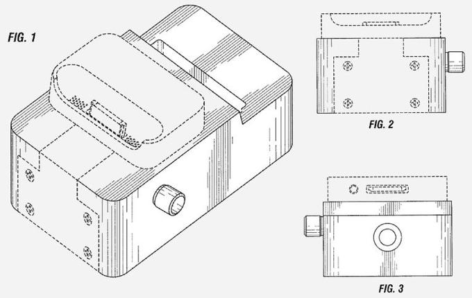 Patente de dock misterioso
