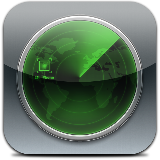 Ícone do Find My iPhone