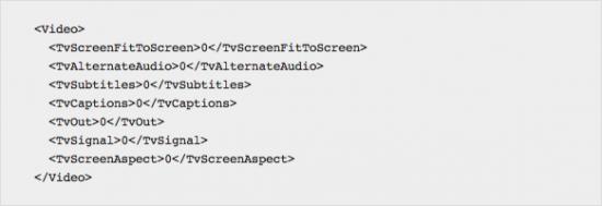 Resquícios de código no iPod nano 6G; TUAW