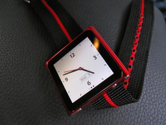 iPod nano preso a pulseira - County Comm