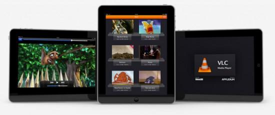 VLC Video Player no iPad