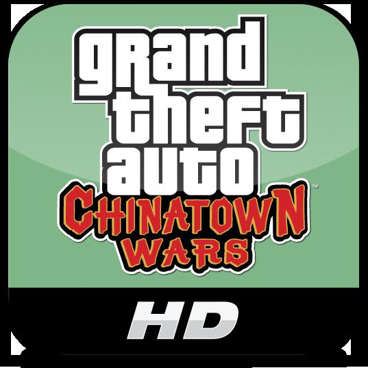 Ícone do Grand Theft Auto: Chinatown Wars HD
