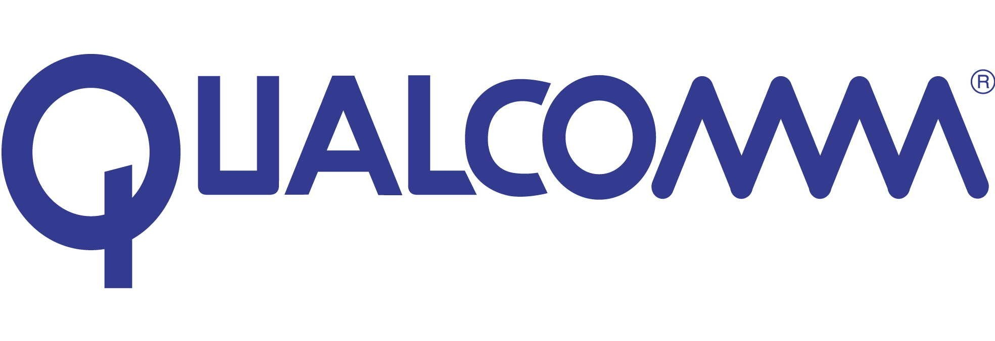 Logo da Qualcomm