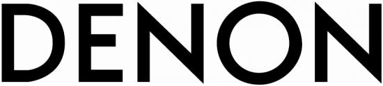 Logo da Denon