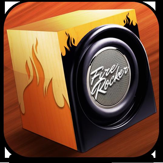 Ícone do FireRocker
