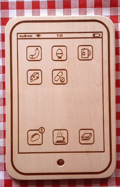 Cooking tablet