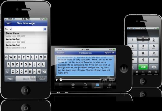 GV Mobile + em iPhones