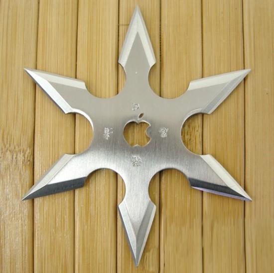 Estrela ninja da Apple