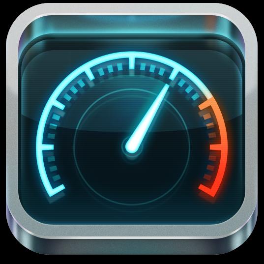 Ícone do Speedtest.net Mobile