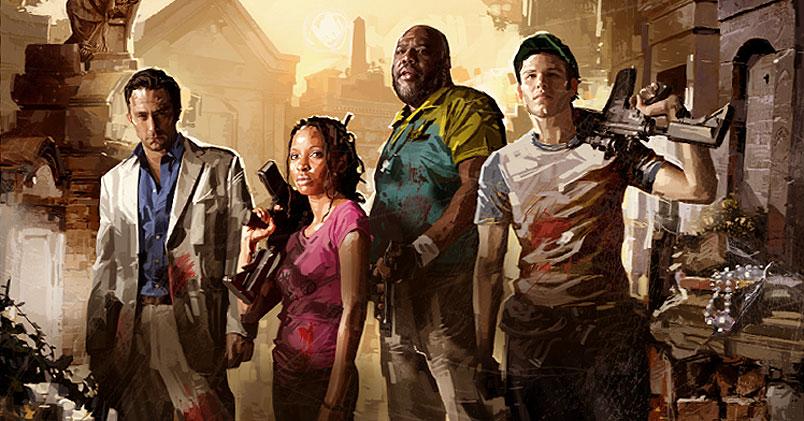 Personagens de Left 4 Dead 2