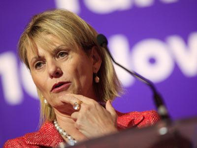 Carol Bartz, CEO do Yahoo!