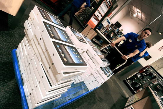 iPads na Best Buy - WSJ.com