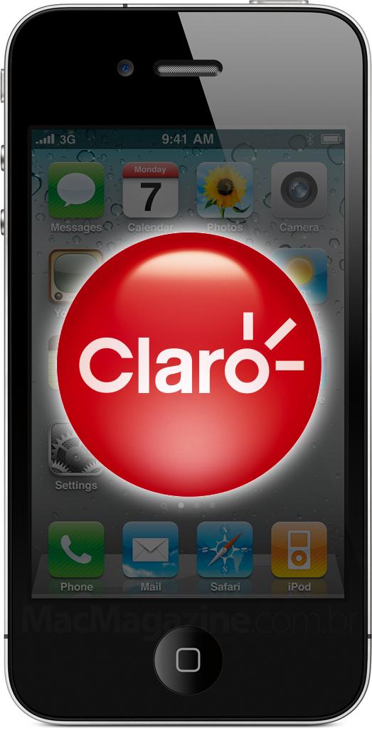 iPhone 4 na Claro
