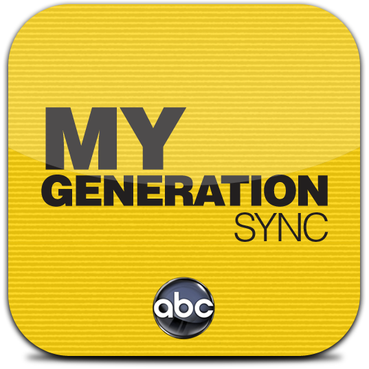 Ícone do My Generation, da ABC