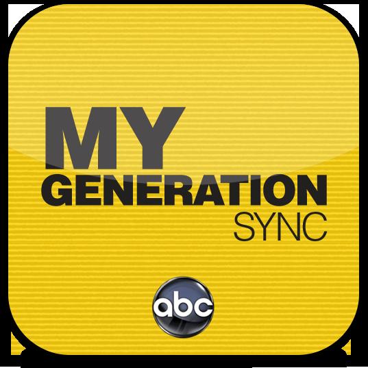 Ícone do My Generation, da ABC