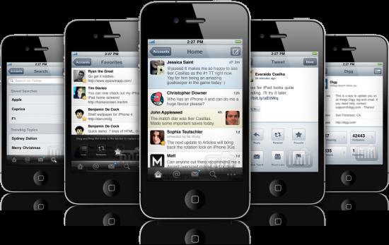 Weet em iPhones