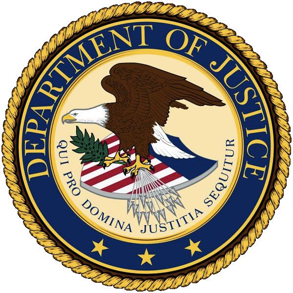 Departamento de Justiça (DoJ) dos Estados Unidos