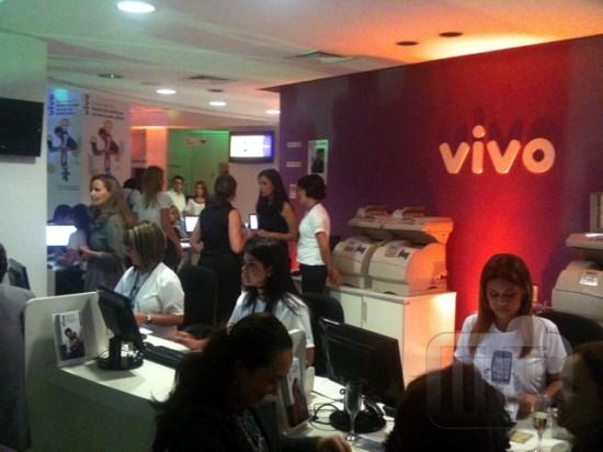 Coquetel da Vivo, em Belo Horizonte