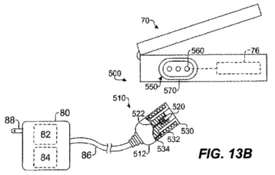 Patente do MagSafe
