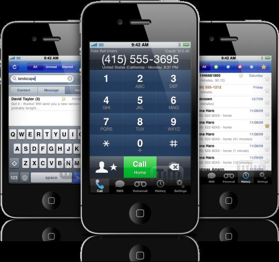 GV Connect em iPhones