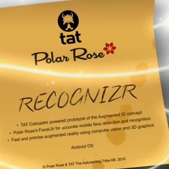Recognizr - Polar Rose