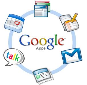 Logo do Google Apps