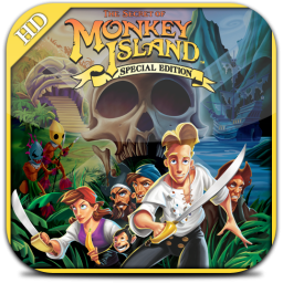 Ícone do The Secret of Monkey Island: Special Edition para iPad