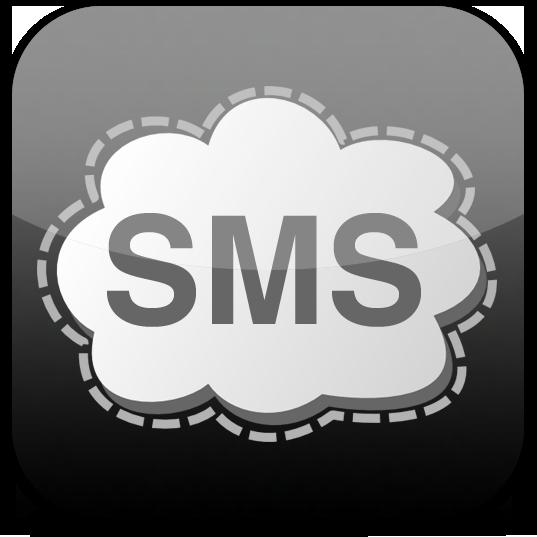 Ícone do SMS sender