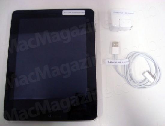 iPad Wi-Fi homologado na Anatel