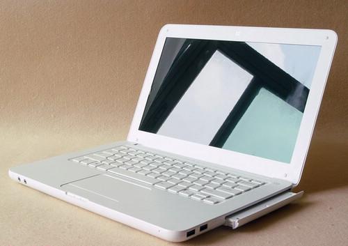 MacBook falso da Lethink