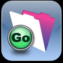 Ícone do FileMaker Go
