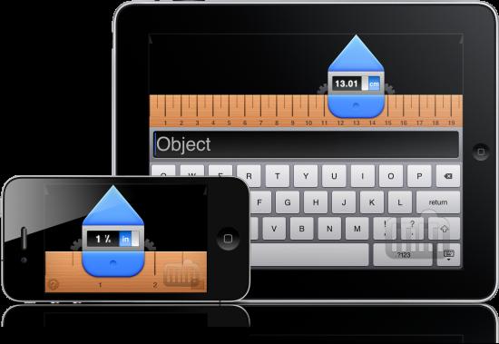 Ruler no iPhone e no iPad