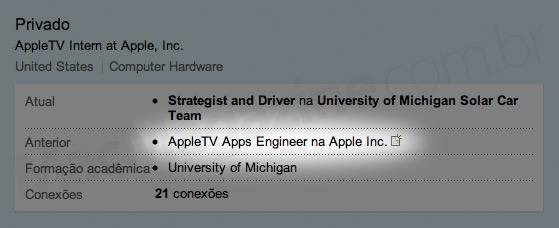 Apps no Apple TV